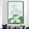 Tranh Canvas Hoa Sen WT-96