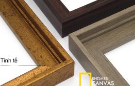 Những mẫu khung tranh chất lượng được Bhomes lựa chọn kỹ lưỡng trên từng dòng sản phẩm