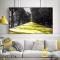 Tranh Canvas Hoa Thu vàng WT-276